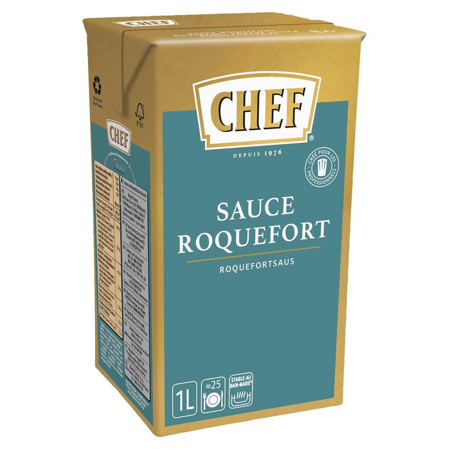 SAUCE CHEF ROQUEFORT
