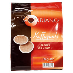 KOFFIE PADS REGULAR