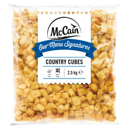 COUNTRY CUBES AARDAPPELBLOKJES