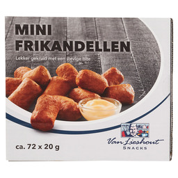 MINI FRIKANDEL 20GR