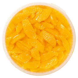 FRUIT SALAD IN SYRUP ORANGE SEGMENT