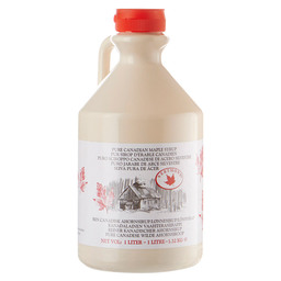 MAPLE SYRUP MEDIUM AHORNSIRUP D'ERABLE