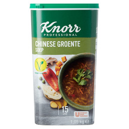 CHINESE VEGETABLE SOUP 15L