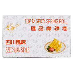 DIM SUM SPICY SPRING ROLL 15GR FRITURE