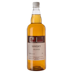 COOKING WHISKY 50 % GELIFIED