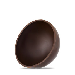 SOLSTIS PURE CHOCOLATE HALF BALL 72MM