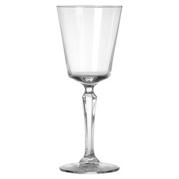 WINE GLASS SPKSY CLEAR 25cl