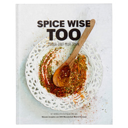 SPICEWISE TOO - ZONDER ZOUT MEER SMAAK
