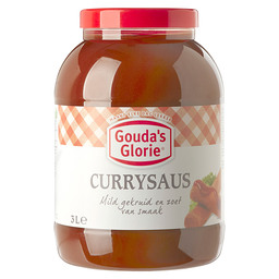 CURRY SAUCE GOUDA'S GLORY