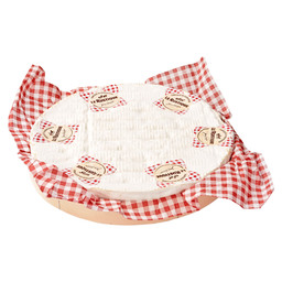 CAMEMBERT RUSTIQUE  COUPE UITSNIJ