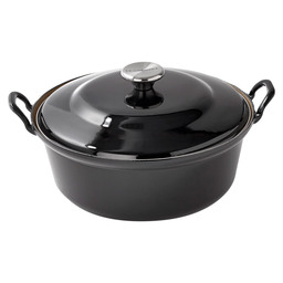 FRYING PAN 28 CM FAITOUT BLACK