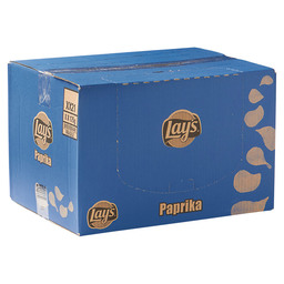 CHIPS PAPRIKA 175GR LAY'S