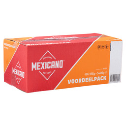 MEXICANO ADVANTAGEOUS PACK 135GR