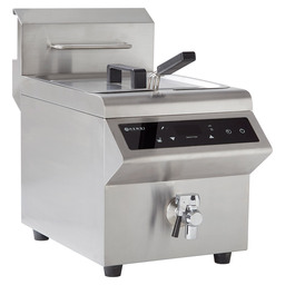 INDUCTION FRYER 8 LTR