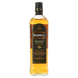 BUSHMILLS 10Y IRISH MALT