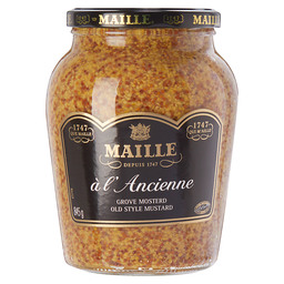 MOUTARDE ANCIENNE MAILLE