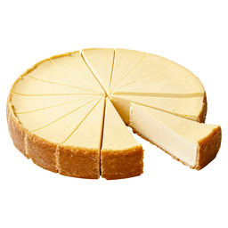 CHEESECAKE NEW YORK PIE 16 SLICES