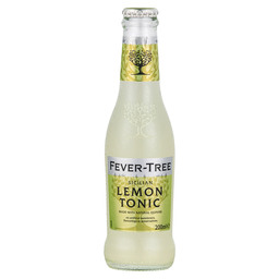 TONIC WATER LEMON 20CL