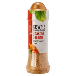 ROASTED SESAME DRESSING