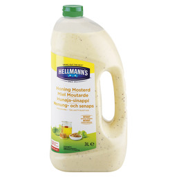 DRESSING HONEY - MUSTARD HELLMANS