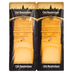 OLD AMSTERDAM SLICED. 50 SLICES A 20GR