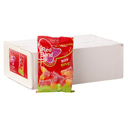 DUO WINEGUMS ZOET ZUUR 166GR