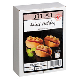 HOTDOGS MINI 16G
