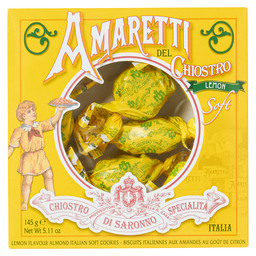 AMARETTI SOFT LEMON