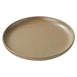 BREAD PLATE SURFACE Ø16CM GREEN