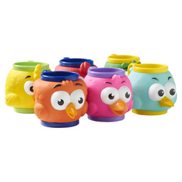 KIDS ICE CREAM CUP HAPPY BIRDS ASSORTI