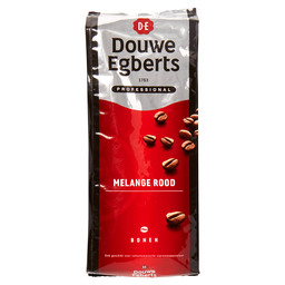 COFFEE FRESH BEANS MELANGE RED D.E.