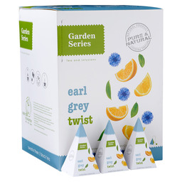 THEE EARL GREY TWIST 2GR GARDEN SERIES