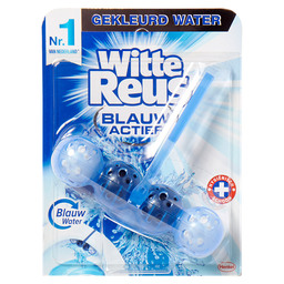 WITTE REUS TOILETBLOK BLUE ACTIVE