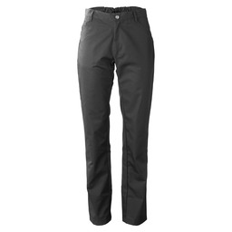 CHEF'S PANTS MENS 5-POCKET BLACK 48
