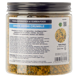 GREEN HERBS CRUMBLE