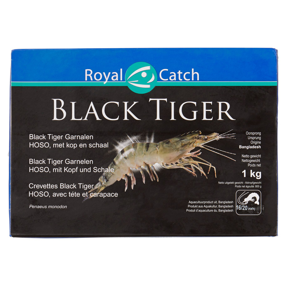 Black Tiger Gambas