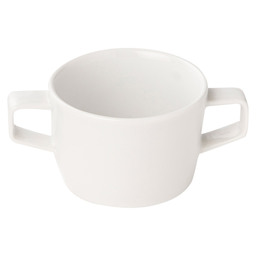 SOUP BOWL 30CL WHITE DELIGHT