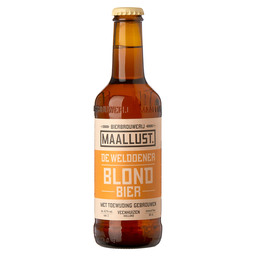 MAALLUST DE WELDOENER BLOND 30CL