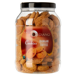 COOKIE JAR BANANA/TOFFEE