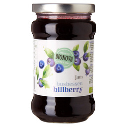BLUEBERRY JAM 45% FRUIT BIO