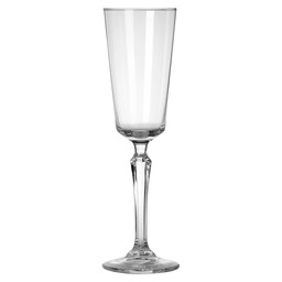 CHAMPAGNEFLUTE SPKSY CLEAR 17cl
