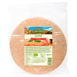 PIZZA CRUST 2PCS LA BIO IDEA BIOLOGICAL
