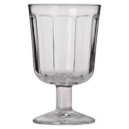 WHITE WINE GLASS SURFACE D7.5XH12CM