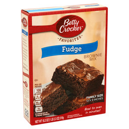 FUDGE MIX BETTY CROCKER