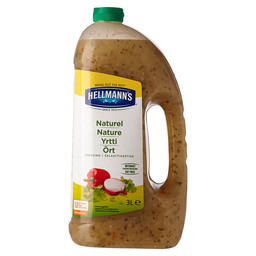 DRESSING NATURAL HELLMANS