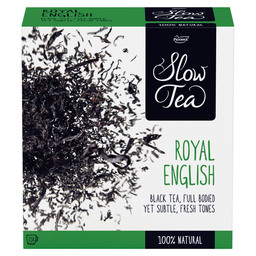 THEE ROYAL ENGLISH SLOW TEA