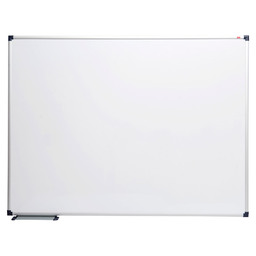 WHITEBOARD NOBO STAAL 120X90CM