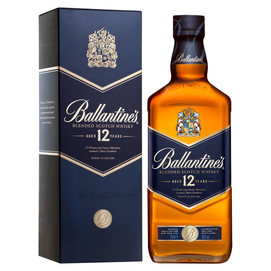 BALLANTINE'S 12Y