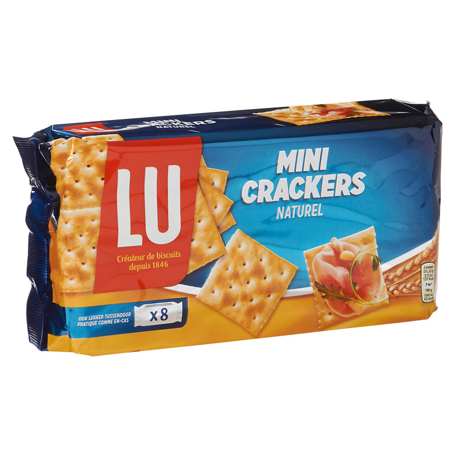 PREMIUM CRACKERS NATURAL