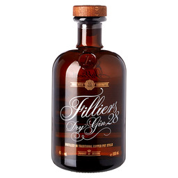 FILLIERS SLOE DRY GIN 28